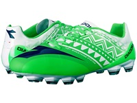Diadora Dd Na3 Glx 14 Fluo Green White Men's Soccer Shoes