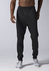 Reebok Workout Ready Tracksuit Bottoms Black
