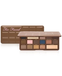Too Faced Semi Sweet Chocolate Bar Eye Shadow Palette No Color