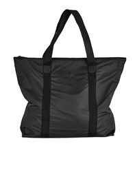 Rains Thin Tote Bag Black