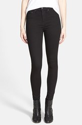 Rag And Bone Women's Rag And Bone Jean High Rise Leggings Black