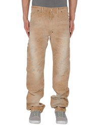 Denim And Supply Ralph Lauren Trousers Casual Trousers Men Sand
