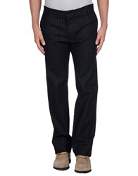 Versace Jeans Couture Trousers Casual Trousers Men Steel Grey