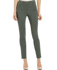 Charter Club Colored Pull On Skinny Jeans