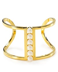 Baublebar Sextet Bangle Pearl Gold