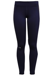 Under Armour Tights Midnight Navy Dark Blue
