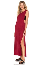 Somedays Lovin Fly Tank Dress Red