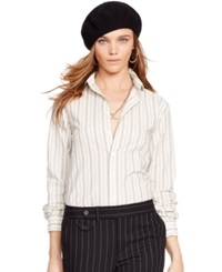 Polo Ralph Lauren Striped Jacquard Tunic