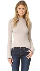 Rag And Bone Natasha Turtleneck Sweater Oat