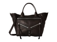 Botkier Trigger Convertible Satchel Black Satchel Handbags