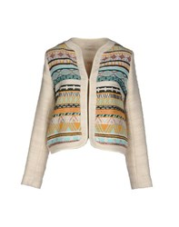 Sessun Suits And Jackets Blazers Women Ivory