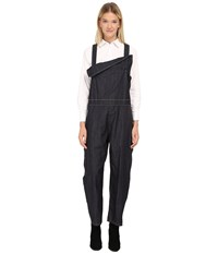 Y's By Yohji Yamamoto Yy D06 005 Indigo Women's Jumpsuit And Rompers One Piece Blue