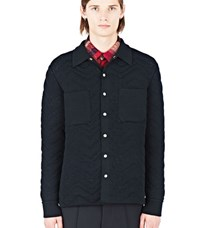 Missoni Reversible Padded Shirt Black