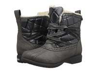 Keds Snowday Bootie Gray Silver Women's Cold Weather Boots