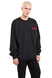Hood By Air Little Lamb Crew Neck Black