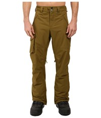 Burton Mb Covert Pant Fir Men's Outerwear Brown