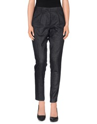 Messagerie Trousers Casual Trousers Women Steel Grey
