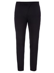 Haider Ackermann Orbai Wool Cropped Trousers