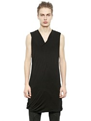 Julius Sleeveless Double Jersey T Shirt