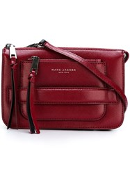 Marc Jacobs 'Madison' Crossbody Bag Red