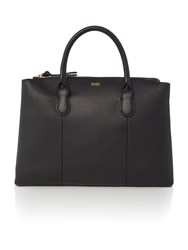 Hugo Boss Gisah Black Tote Bag Black