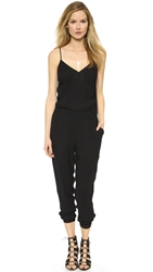 Twelfth St. By Cynthia Vincent India Jumpsuit Black