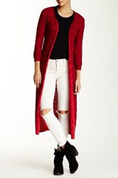 Billabong Diamond Duster Red