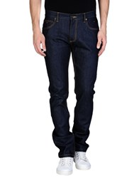 Element Denim Denim Trousers Men Blue