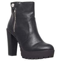 Miss Kg Simba Ankle Boots Black