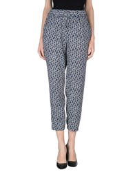 Splendid Trousers Casual Trousers Women Blue