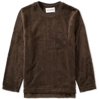 Our Legacy Box Crew Sweat Brown