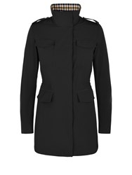 Aquascutum London Robson Field Jacket Black