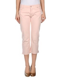 Naf Naf Denim Pants Pink