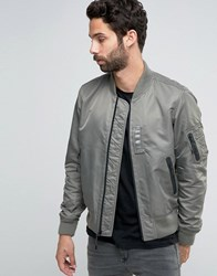 Denim And Supply Ralph Lauren Bomber Jacket Olive Green