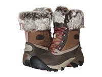 Keen Hoodoo Iii Low Waterproof Cascade Brown Sangria Women's Waterproof Boots