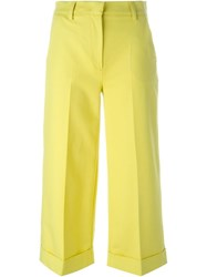 Moncler Classic Culottes Yellow And Orange