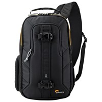 Lowepro Slingshot Edge 150 Aw Camera And Tablet Backpack Black