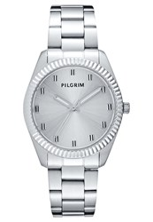 Pilgrim Watch Silvercoloured
