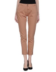 Soallure Trousers Casual Trousers Women Brown