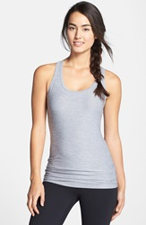 The North Face 'T Lite' Racerback Tank Monument Grey Heather