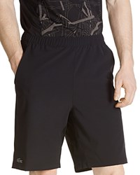 Lacoste Sport Performance Stretch Shorts Black