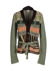 Antonio Marras Knitwear Cardigans Men Green