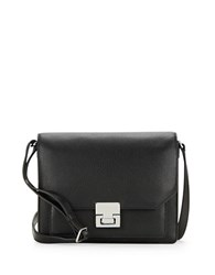 Ivanka Trump Hopewell Leather Crossbody Black