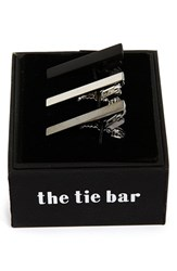 Men's The Tie Bar Brass Tie Bar 3 Pack