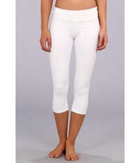 Beyond Yoga Capri Legging White Women's Capri