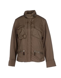 Met Jackets Military Green