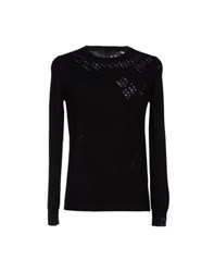 Karl By Karl Lagerfeld Knitwear Jumpers Men Black