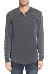 The Rail Men's Notch Neck Burnout Thermal