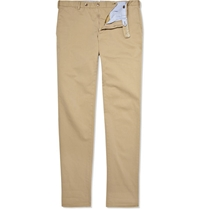 Slowear Incotex Lightweight Slim Fit Cotton Chinos Mr Porter