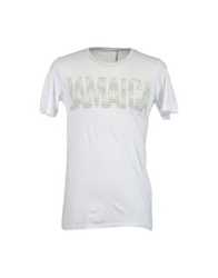 Rxmance Short Sleeve T Shirts White
